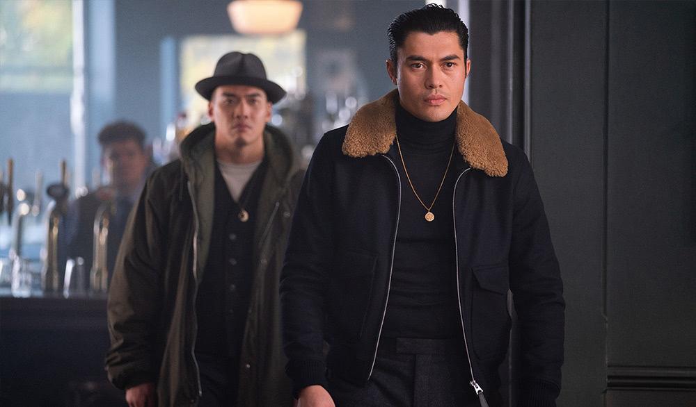 Henry Golding als chinesischer Gangster-Emporkömmling