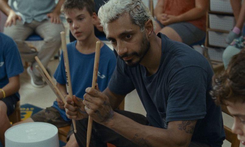 Riz Ahmed in einem Szenenbild für Kritik Sound of Metal