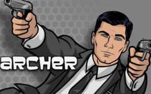 """Titelbild zur Serie """"Archer"""""""