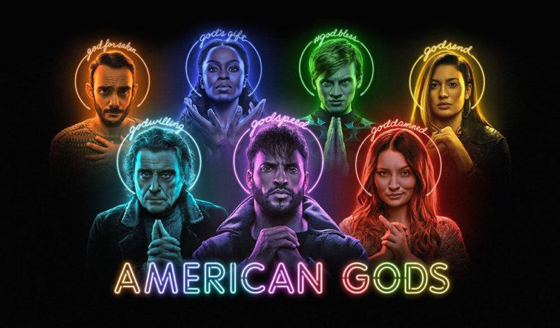 "Titelbild zur Kritik ""American Gods"" - Staffel 3"