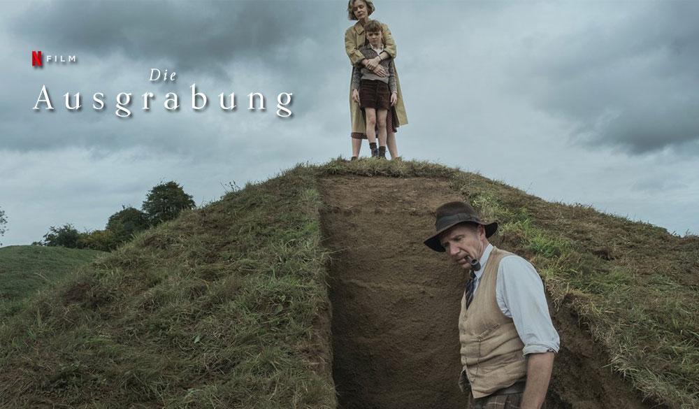 """Titelbild zur Kritik von """"Die Ausgrabung"""""""