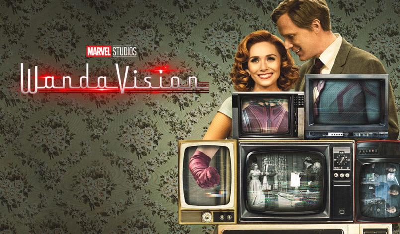 Titelbild zur Kritik von WandaVision