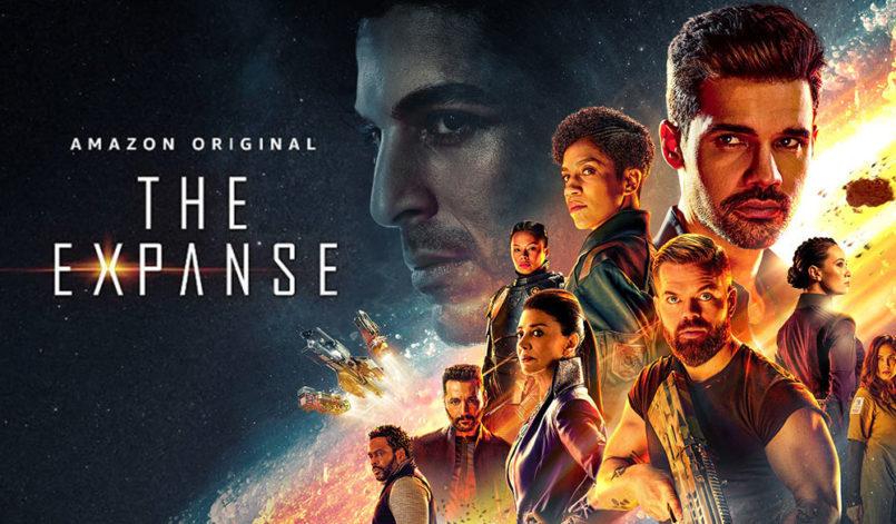 "Titelbild zur Kritik ""The-Expanse"" - Staffel 5"