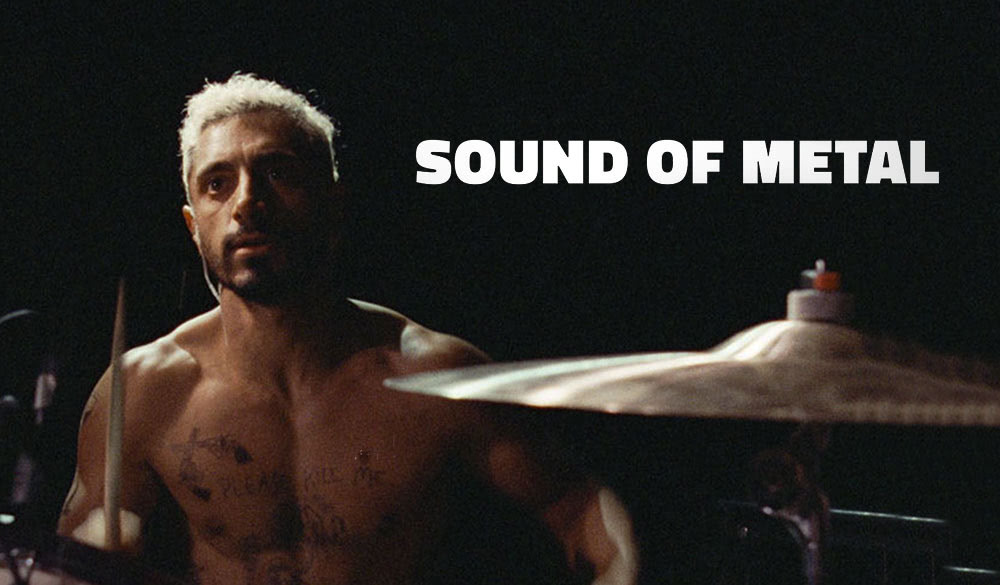 """Titelbild zur Kritik """"Sound of Metal"""""""