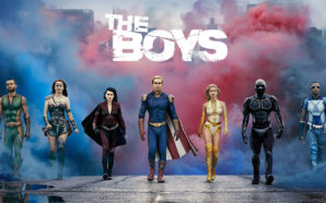 "Titelbild zur Serie ""The Boys"" Staffel 2"
