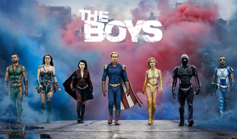 """Titelbild zur Serie """"The Boys"""" Staffel 2"""