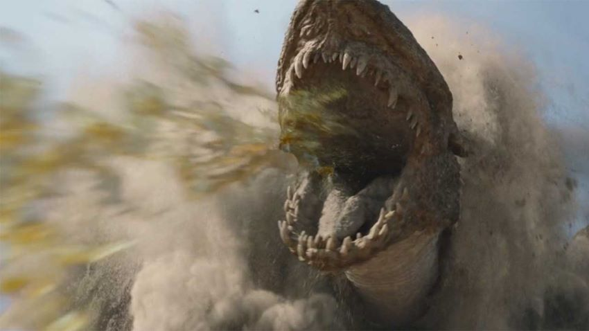 Sandwurm aus The Mandalorian Staffel 2