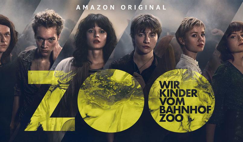 """Titelbild zur Serienkritik """"Wir Kinder vom Bahnhof Zoo"""""""