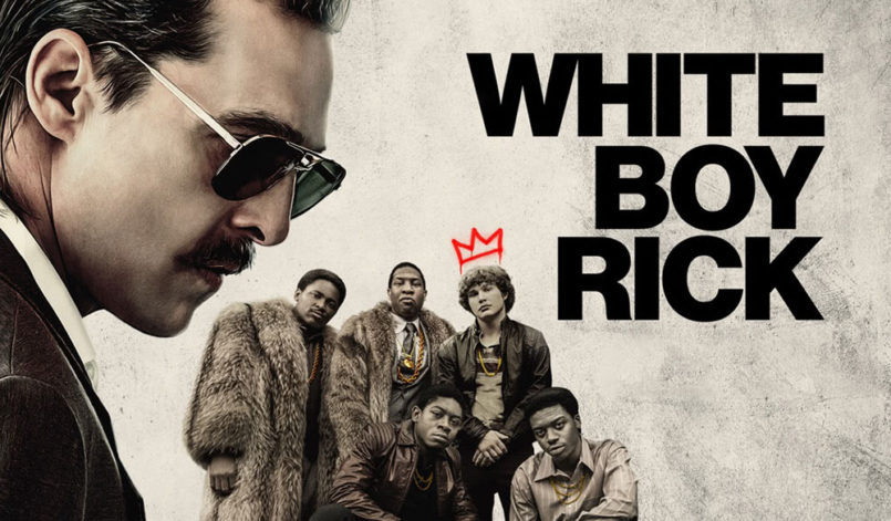 """Titelbild zur Kritik """"White Boy Rick"""""""