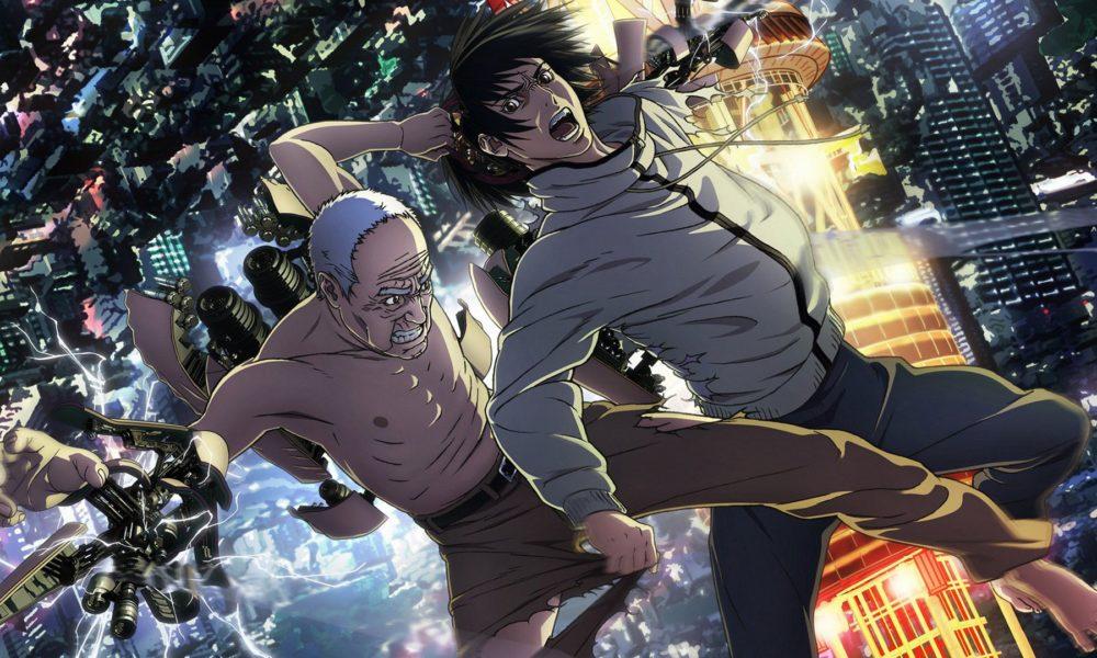"Titelbild zur Mini-Serie ""Last Hero Inuyashiki"""