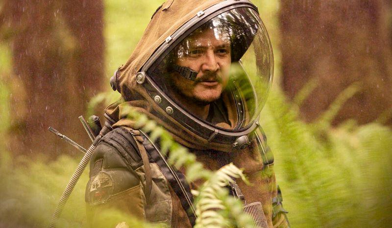Pedro Pascal als Ezra in einem Szenenbild für Kritik Prospect