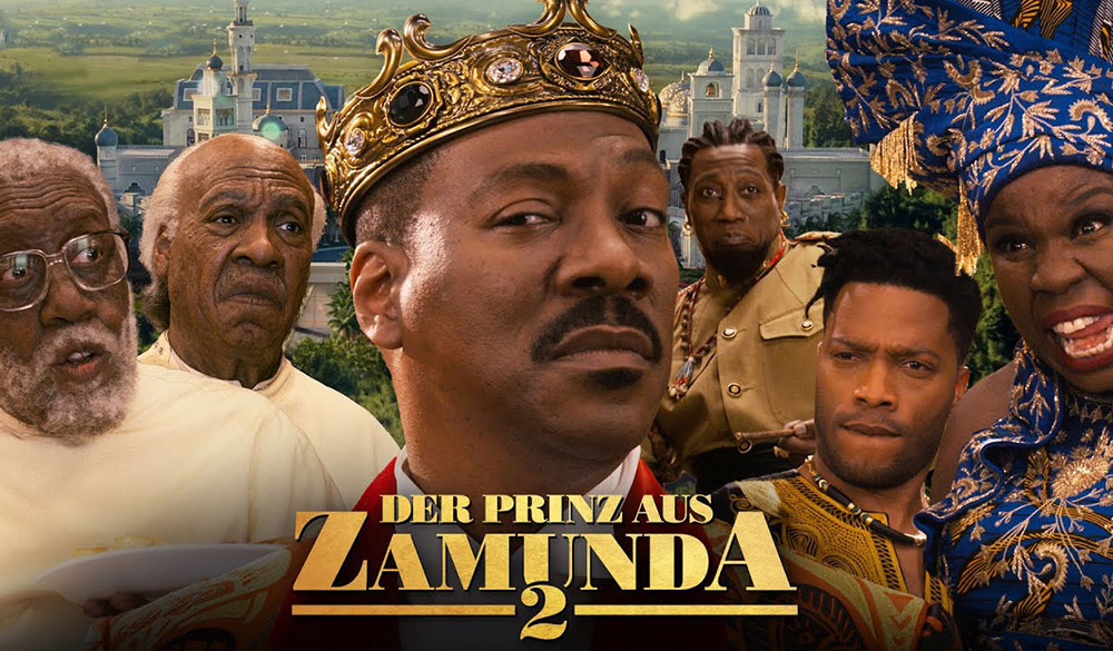 Kritik: Der Prinz aus Zamunda 2