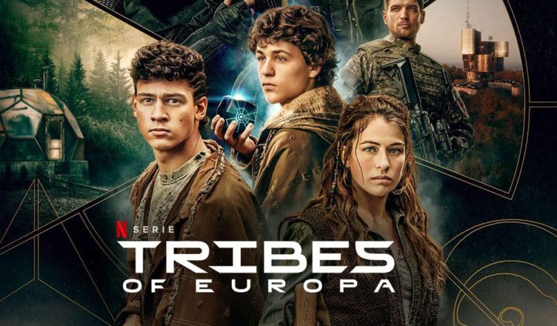 """Titelbild zur Kritik """"Tribes of Europe"""""""