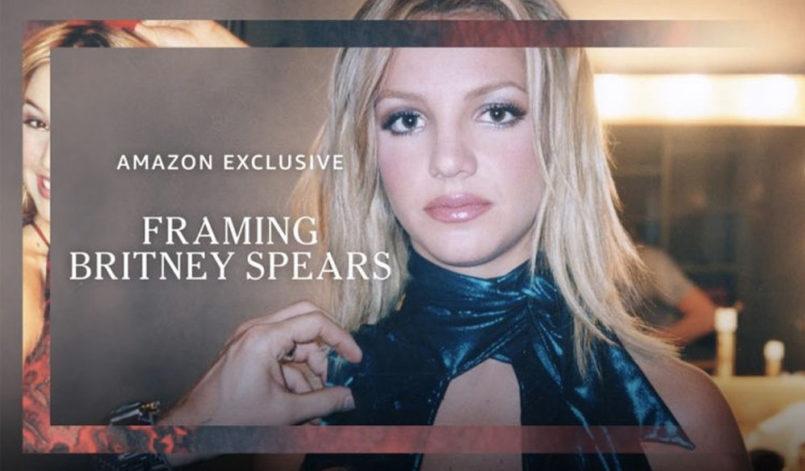 "Titelbild zur Kritik ""Framing Britney Spears"""