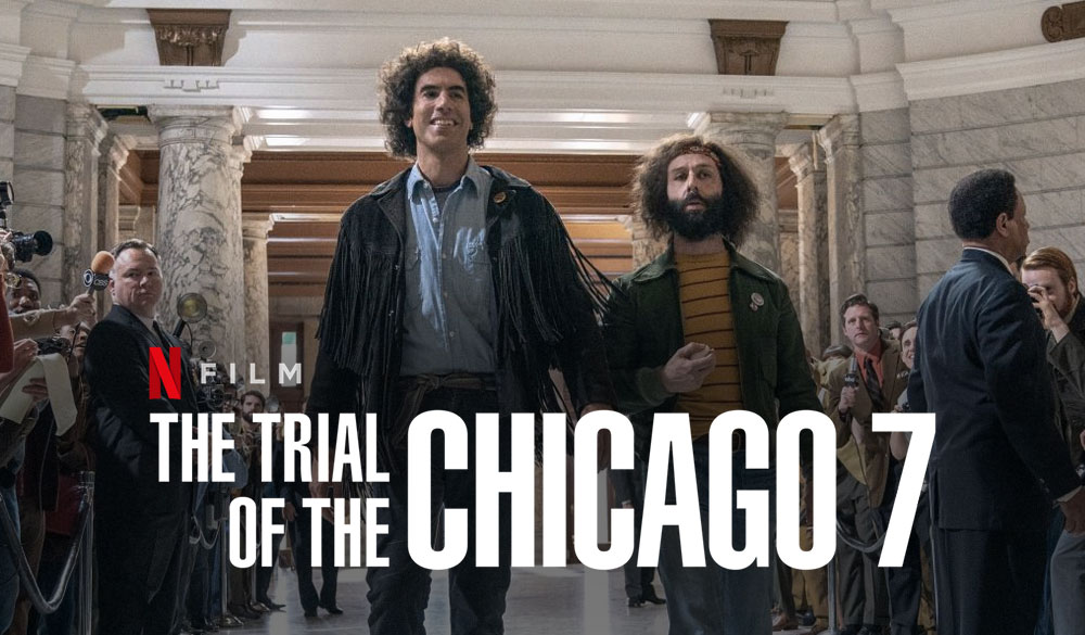 Kritik – The Trial of the Chicago 7