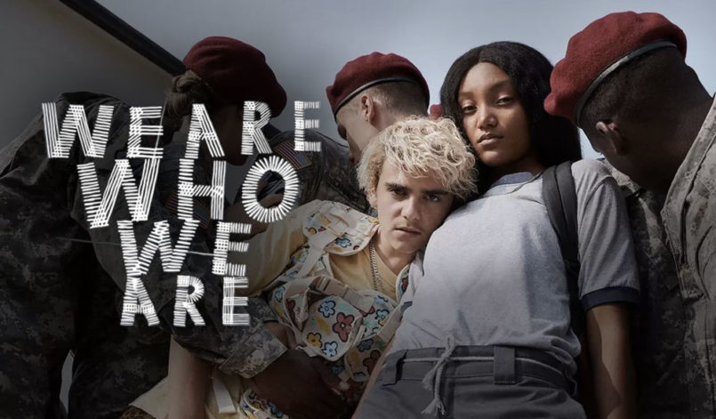 "Titelbild-Kritik zur Kritik von ""We are who we are"""