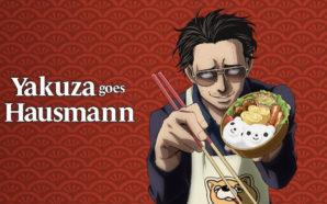"Titelbild zur Kritik ""Yakuza goes Hausmann"""