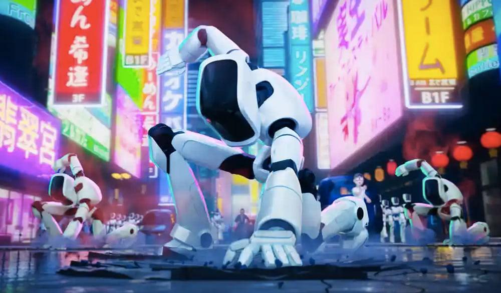 PAL Max Roboter in Die Mitchells gegen die Maschinen.