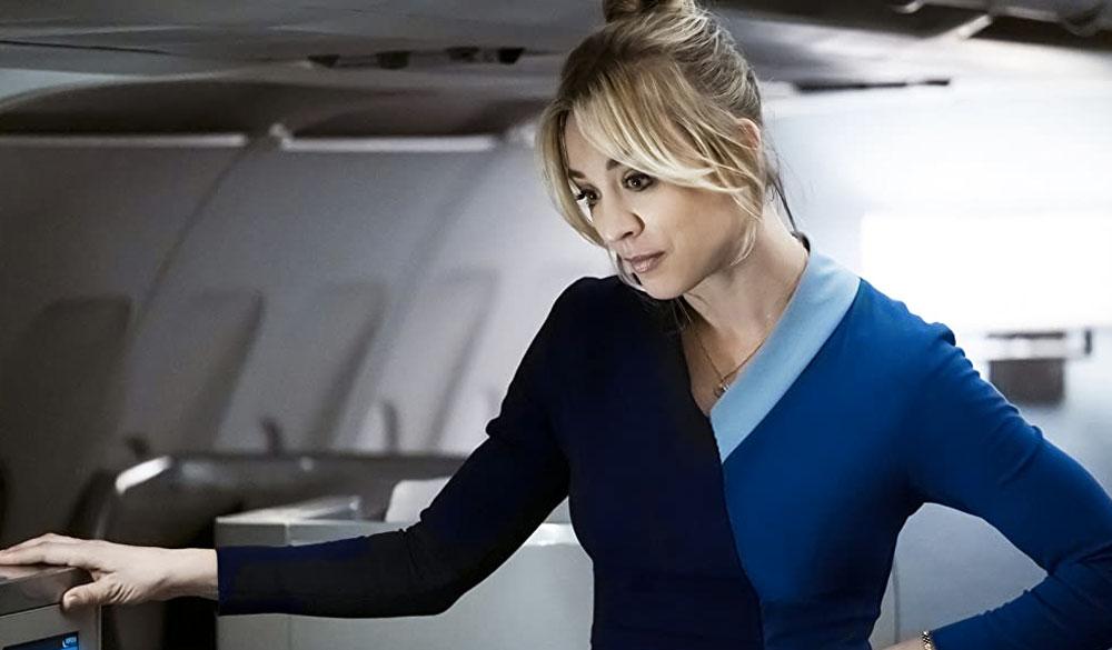 Kaley Cuoco als Cassie Bowden in The Flight Attendant (2020)