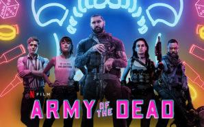 Titelbild Poster für Kritik Army of the Dead von Netflix auf 4001reviews