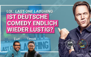 Kopfkino-Podcast: LOL: Last One Laughing Germany #102