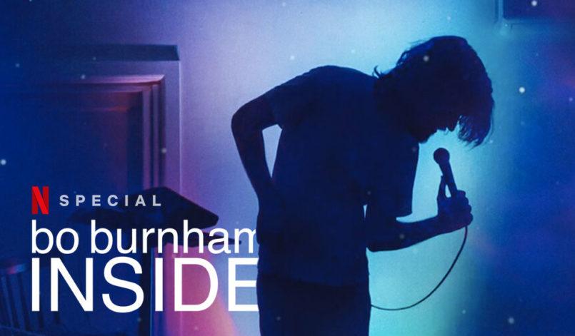 Titelbild für Kritik Bo Burnham Inside auf Netflix von 4001Reviews