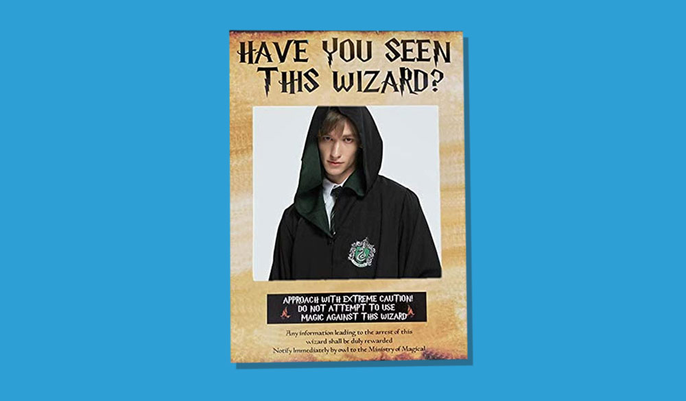 Have You Seen This Wizard Fotoalbum