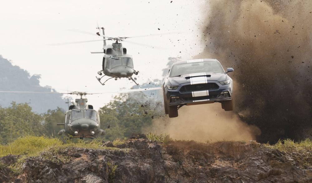 Krachende Action und Verfolgungsjagden in Fast & Furious 9