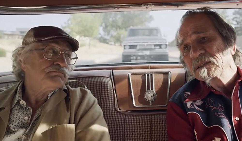 Robert De Niro und Tommy Lee Jones in Kings of Hollywood.