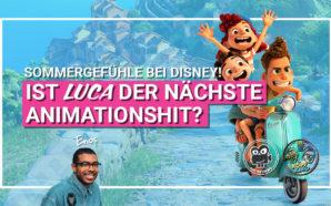 Ist LUCA der nächste Animationshit? | Kopfkino-Podcast #111
