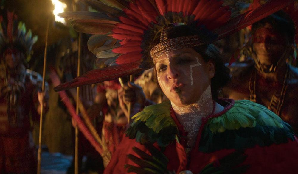 Die Dorfälteste aus Jungle Cruise (2021)