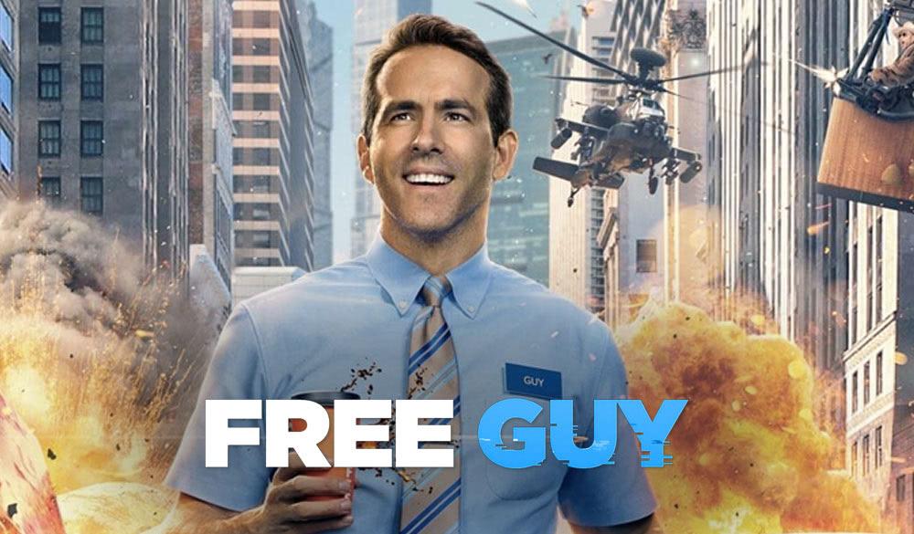 Kritik: Free Guy