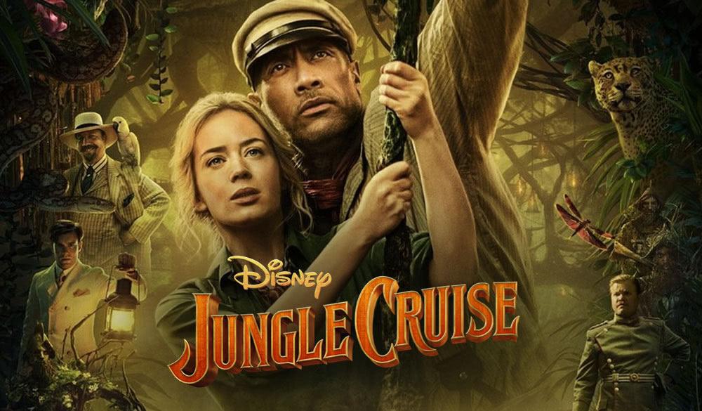 Kritik: Jungle Cruise