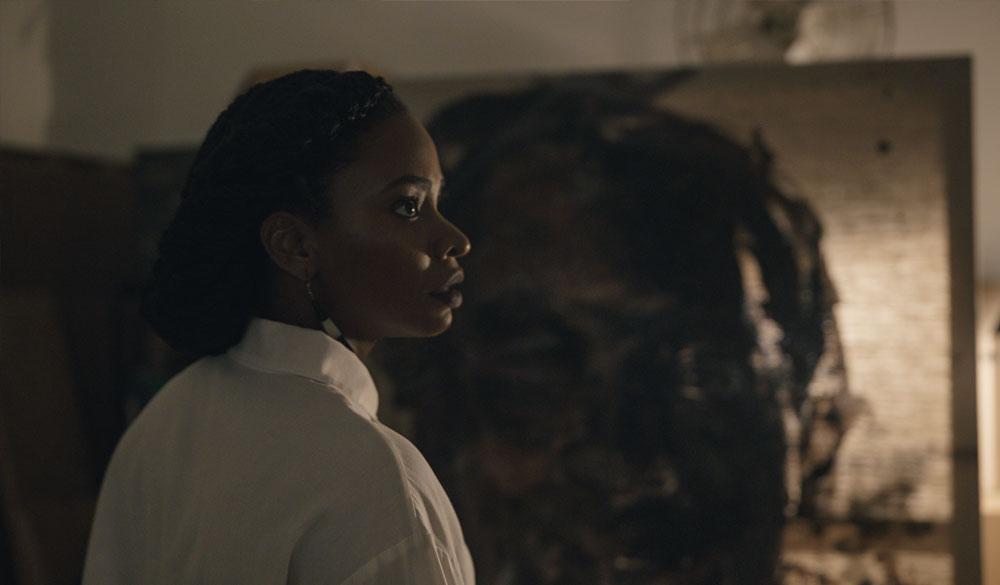 Teyonah Parris als Brianna Teller in Nia DaCostas Candyman (2021)