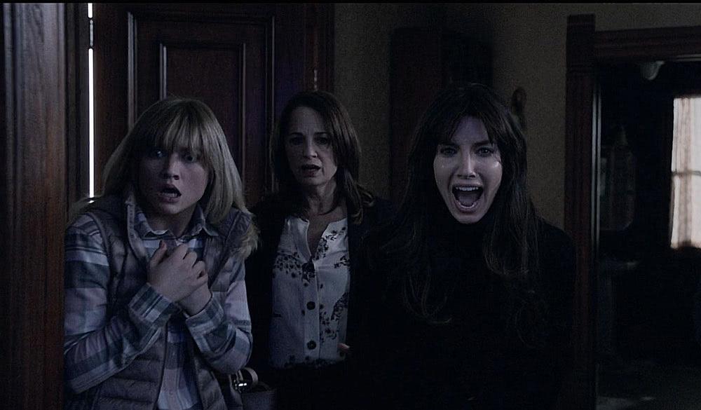 Annabelle Wallis als Madison Lake in James Wans Malignant (2021)