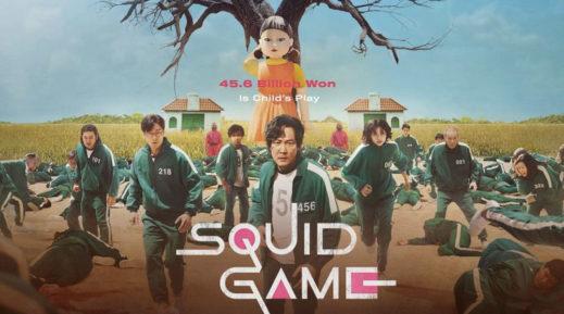 """Titelbild zur Kritik: """"Squid Game - Staffel 1"""""""