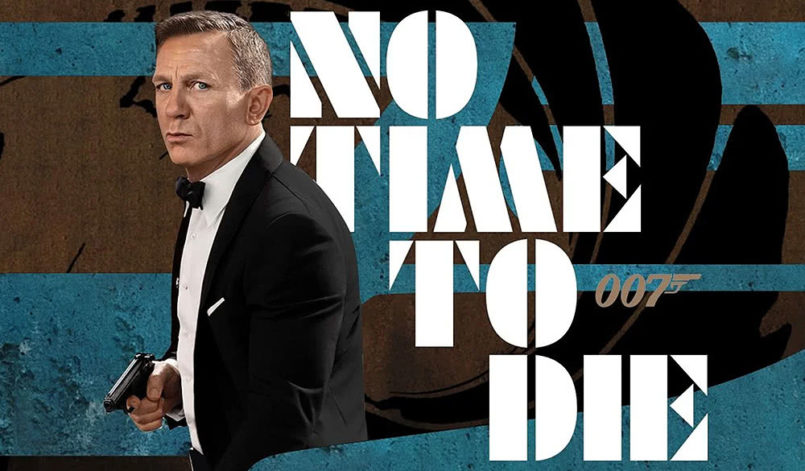 James Bond (Daniel Craig) im Smoking